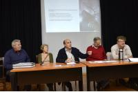 Gabinete Departamental y Concejos Vecinales en municipio CH