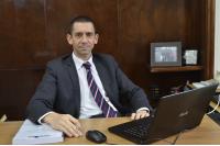 Juan Voelker. Director Recursos Financieros.