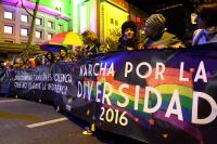 Marcha de la diversidad