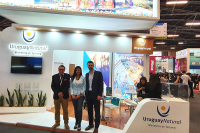 Montevideo promueve su oferta turística en Colombia