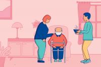 Campaña de corresponsabilidad y cuidados en el hogar