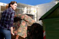 Campaña de recolección de residuos grandes