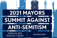 Compromiso de Alcaldesas y Alcades contra el antisemitismo