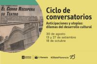 Ciclo de conversatorios en el marco de los 25 años del Florencio