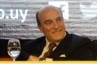 Intendente de Montevideo Daniel Martínez