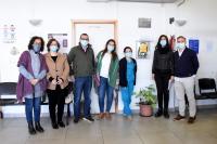"""Fundación """"Escuelas Vinculadas"""" dona desfibrilador a la Policlínica Casavalle"""