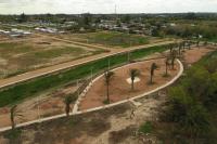 Urbanización en el barrio Peñarol