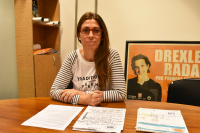 Entrevista a Veronica Caceres. Movida Joven
