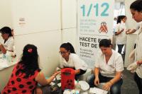 Campaña Prevencion Sida