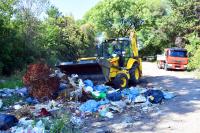 Limpieza de basural Camino Duran y Victoriano Alvarez