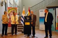 2016 Lanzamiento festival cervatino embajada España