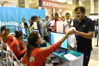 Entrega de Kits Maraton Montevideo