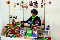 2016 Exposicion ,de, Unidades, Mipes, Atrio, IM