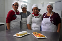 Taller de cocina en Cedel Carrasco