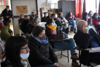 Firma de convenio entre la Unidad Montevideo Rural y el Municipio G para promover acciones de compostaje