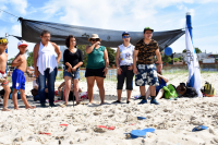 Actividad Deportiva Discapacitados Juego de Tejo Playa del Cerro