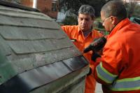 Reparación de contenedores