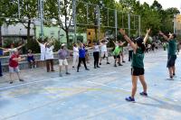 Actividad recreativa personas mayores