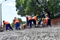 Movilidad Montevideo Mejora Arreglos de Pavimento Camino Carrasco Hipolito Yrigoyen y Cambay