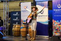 Espectáculo Mamushka, en el Mercado Agrícola de Montevideo (MAM)