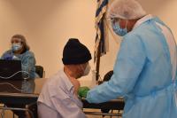 Vacunación contra el covid-19 en la UAM
