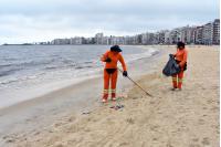 Limpieza en playas