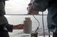 Monitoreo de la calidad del agua en playas