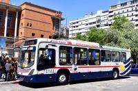Ómnibus con nuevas prestaciones