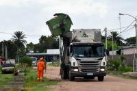 Recoleccion de Residuos Ingeniero Ignacio Pedralbes y Aparicio Saravia