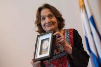 Declaración de Ciudadana Ilustre a Cristina Morán
