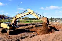 Montevideo Mejora  Obras en San Martin