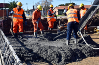 Montevideo Mejora Vialidad Obras en Belloni