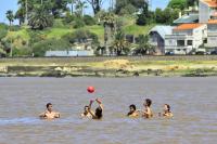 Deporte en Playa Verde