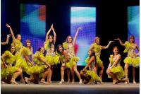 Concurso de Reinas de Carnaval. Teatro de Verano.