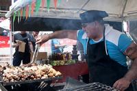 Feria gastronómica Alimentate - Alimento y Arte
