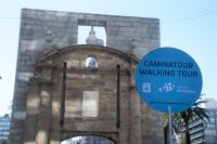 Caminatour accesible Ciudad Vieja.
