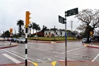 Nuevos semáforos en José María Silva y Av.de las Instrucciones