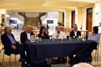 Conferencia de Prensa  Palacio Salvo