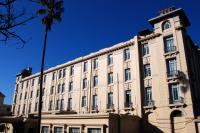 Edificio Mercosur. Ex Parque Hotel.
