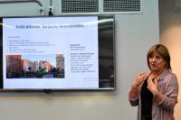Presentación del plan de desarrollo turístico de Montevideo