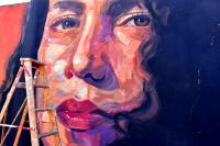Pintada Montevideo Libre de Acoso