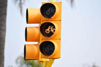 Nuevos semáforos en Av. Italia y Candelaria