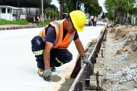 Montevideo Mejora Obras de Vialidad en Susana Pintos
