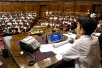 Parlamento de Niñas, Niños y Adolescentes