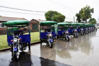 Sustitución de caballos por motocarros