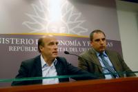 Conferencia de prensa MEF - IM.