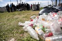 Programa de reciclaje realizado por personas privadas de libertad.