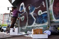 Muralismo de Movida Joven