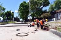 Montevideo Mejora Obras Vialidad Yugoeslavia Llupes y Luis Batlle Berrez