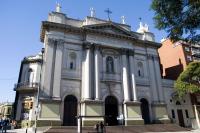 Basilica Nuestra Señora del Carmen. Iglesia de la Aguada.